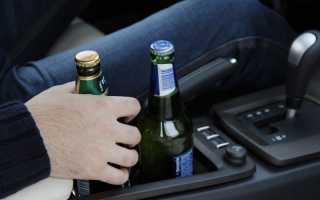 Штраф за пьяную езду в 2018 — за вождение в нетрезвом виде лишение прав? ПДДюрист
