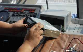 Закон, требования и штрафы за отсутствие тахографа ПДДюрист