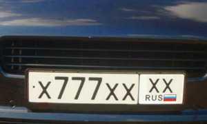 Как расшифровываются буквы на номерах машин? ПДДюрист