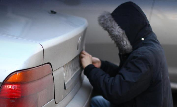 Что делать если украли автомобильный номер ПДДюрист
