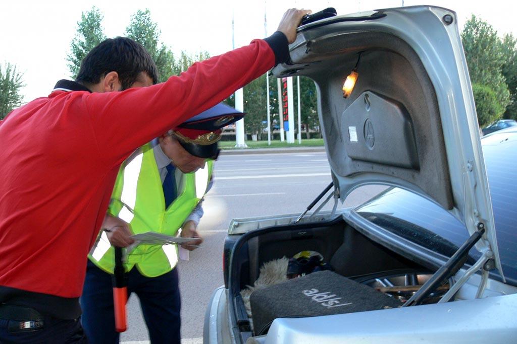 Что такое осмотр и досмотр автомобиля и есть ли разница? ПДДюрист