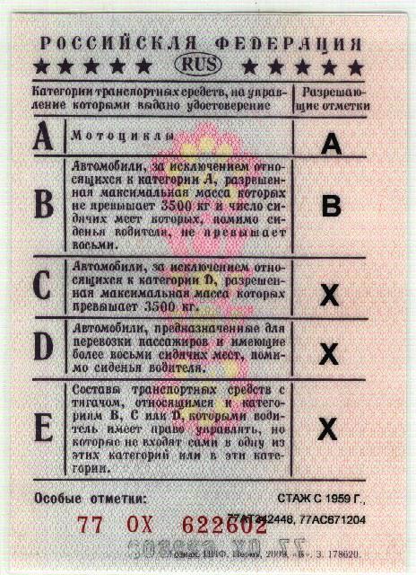 Как проверить водительское удостоверение на подлинность? ПДДюрист