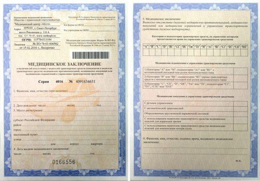 Медкомиссия на водительские права с психиатром и наркологом ПДДюрист