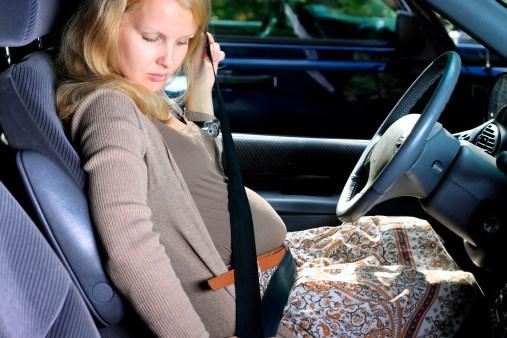 Можно ли водить автомобиль беременным? ПДДюрист