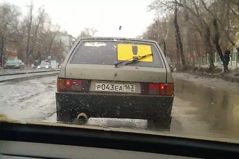 Начинающие водители теперь обязаны клеить восклицательный знак ПДДюрист