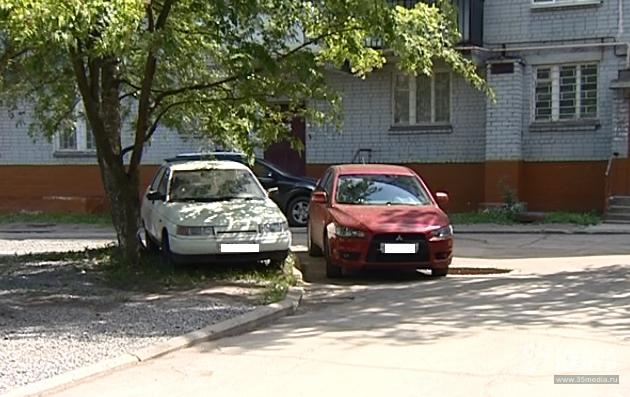 Наказание за парковку на газоне в москве и регионах ПДДюрист