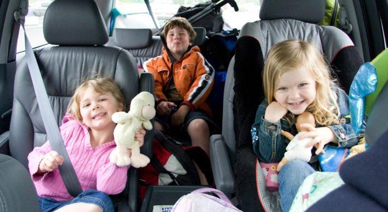 Правила и требования перевозки детей в автомобиле ПДДюрист