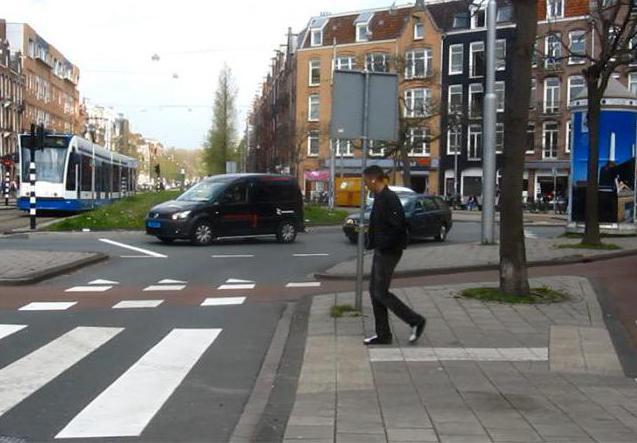 Проезд пешеходного перехода по новым правилам ПДДюрист