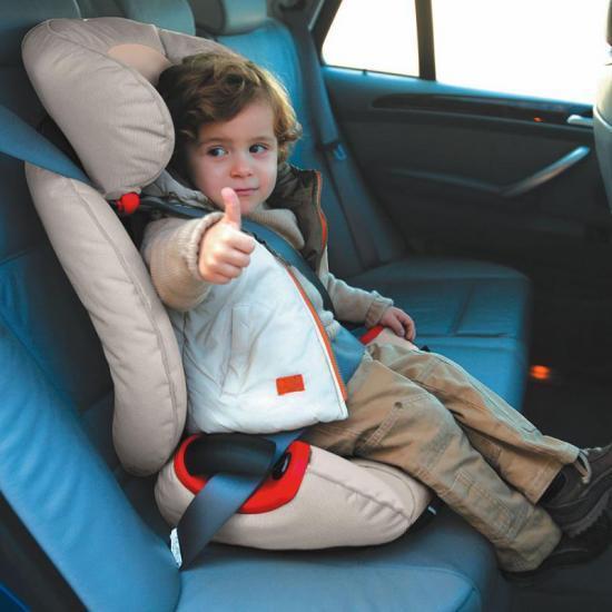 Штраф за отсутствие автокресла для детей ПДДюрист