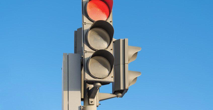 Штраф за проезд на красный свет светофора в 2018 г. ПДДюрист