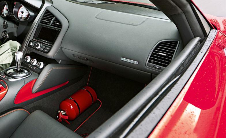 Требования к огнетушителю для автомобиля ПДДюрист