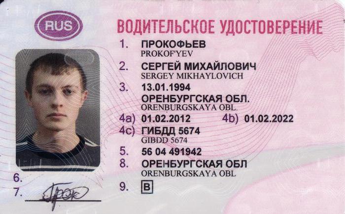 Является ли водительское удостоверение удостоверением личности? ПДДюрист